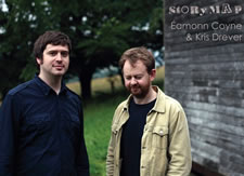 Album Review: amonn Coyne & Kris Drever - Storymap